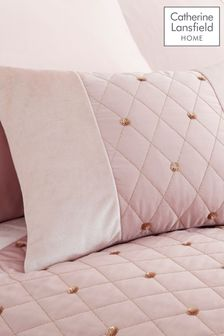 Sequin Cluster Cushion by Catherine Lansfield