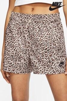 Nike Animal Woven Shorts