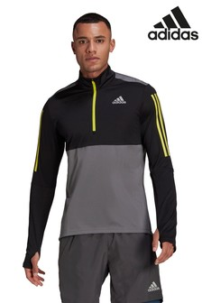 adidas Own The Run 1/2 Zip Sweat Top