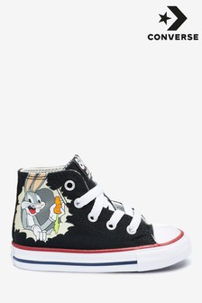 Converse Bugs Bunny Infant High Trainers