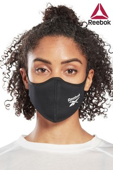 Reebok M/L Face Covering 3 Pack
