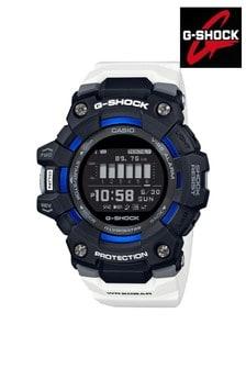 G-Shock White GBD-100 Step Tracker Watch