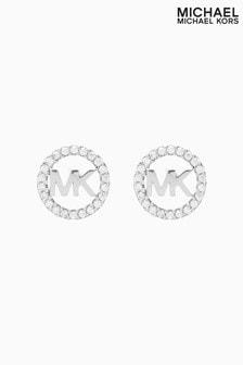 Michael Kors Ladies Logo Stud Earrings