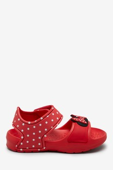 Red Minnie Mouse™ Beach Sandals
