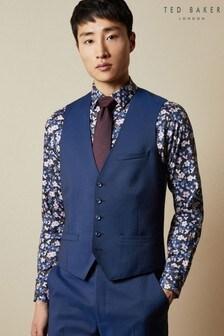 Ted Baker Francw Debonair Wool Waistcoat