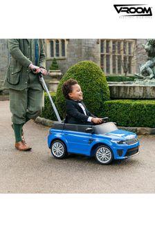 Range Rover RideOn/Push Blue 6V By Vroom
