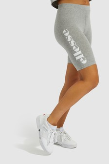 Ellesse™ Grey Marl Tour Cycle Shorts