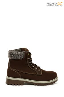 Regatta Brown Lady Bayley Iii Insulated Boots