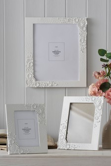 Pretty Flower Frame