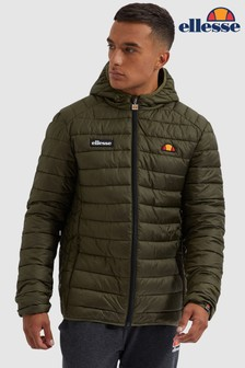 Ellesse™ Khaki Lombardy Padded Jacket