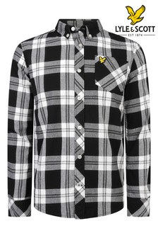 Lyle & Scott Washed Check Shirt