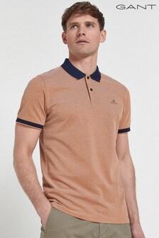 GANT 4 Colour Oxford Polo Shirt