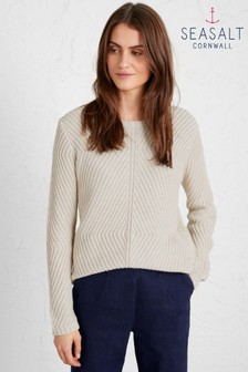 Seasalt Natural Pottery Studio Jumper