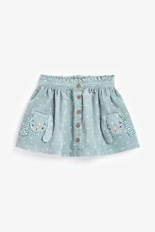 Bunny Cord Skirt (3mths-7yrs)