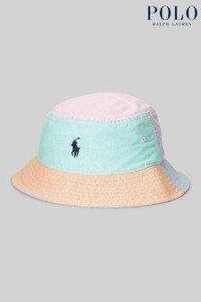 Ralph Lauren Multicoloured Bucket Hat