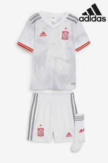 adidas Spain Away Infant Mini Kit