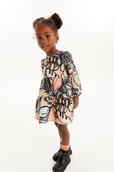 Jungle Jersey Dress (3mths-7yrs)