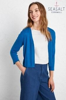 Seasalt Blue Vanessa Cardigan - Petite