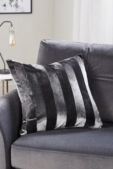Collection Luxe Velvet Stripe Cushion