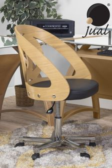 Helsinki Office Chair Oak by Jual
