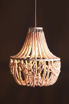 Pink Tahlia Easy Fit Chandelier