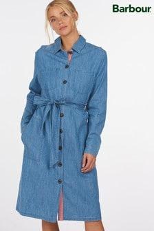 Barbour® Coastal Lightweight Denim Tynemouth Shirt Dress