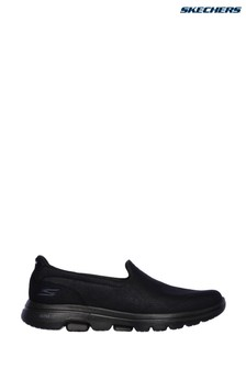Skechers® Black Go Walk 5 Sensational Trainers