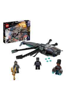 LEGO 76186 Marvel Black Panther Dragon Flyer Buildable Toy