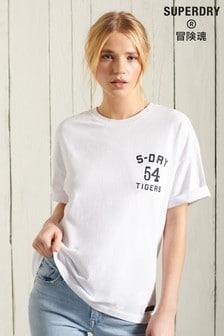 Superdry Military Narrative Boxy T-Shirt