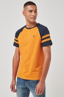 Amber Raglan Sleeve T-Shirt