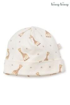 Kissy Kissy Yellow Sophie La Girafe Hat