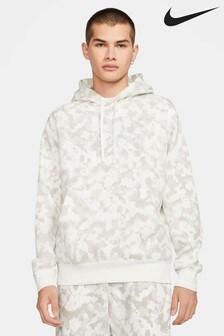 Nike Club Camo Pullover Hoody
