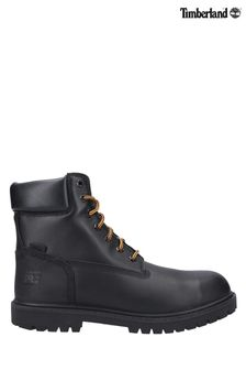 Timberland® Pro Black Iconic Safety Toe Work Boots