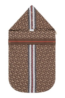 Baby Brown Bridle Cotton Nest Sleep Bag