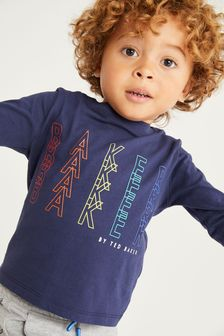 Baker by Ted Baker Navy T-Shirt