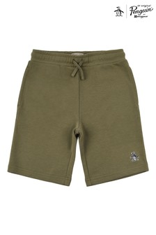 Original Penguin® Green Lb Sweat Shorts