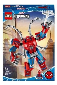 LEGO 76146 Super Heroes Marvel Spider-Man Mech Building Set