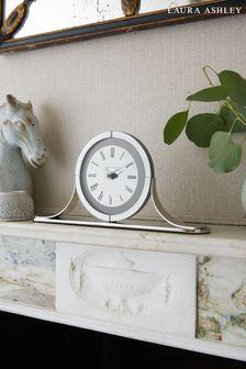 Laura Ashley Lexham Mirror Mantle Clock