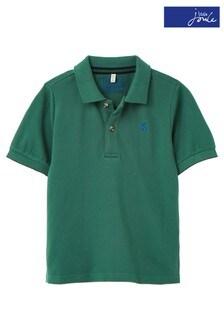 Joules Green Woody Poloshirt