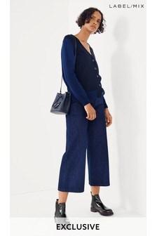 Mix/LF Markey Denim Crop Jeans