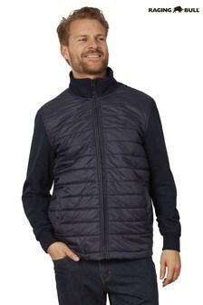 Raging Bull Blue Hybrid Jacket