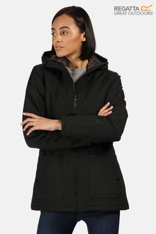 Regatta Black Bergonia II Waterproof Jacket