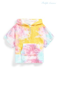 Ralph Lauren Tie Dye Towel Cover-Up