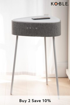 White Koble Riva Smart Side Table