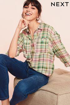 Dark Blue Enhancer Skinny Jeans