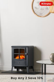 Slate Brayford Electric Stove By Dimplex