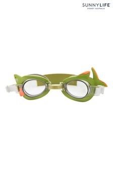 Sunnylife Shark Mini Swim Goggles