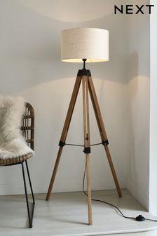 Bronx Tripod Floor Lamp
