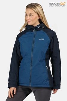 Regatta Blue Voltera Protect Heated Waterproof Jacket