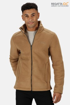 Regatta Brown Garrian Full Zip Fleece